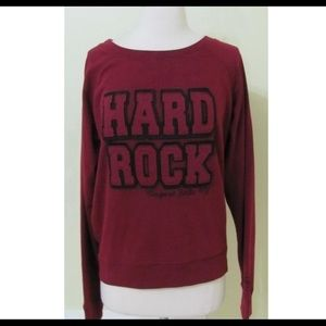 Hard Rock Cafe pullover